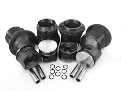 Vw 88 X 69mm 1700cc Slip-in Piston And Cylinder Kit