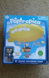2011 poptropica 30 deluxe inflatable blimp
