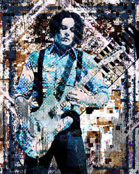Jack White Art Print Pop Art Poster