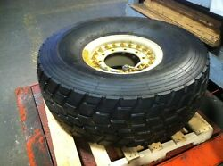 Sand Trail 450/80r20 Tire Military Tire Wheel Assembly Appears Unused Lot Of 4