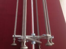 Rotisserie Rod Add On Kit For Grills, Adds 2 More 25 Skewers- No Rod Or Motor