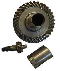 Honda Trx300 300 Fourtrax Rear Differential Ring And Pinion Gear 88-00 Plus Tool