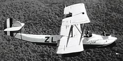 Vedette Canadian Vickers Survey Airplane Wood Model Replica Large Free Shipping