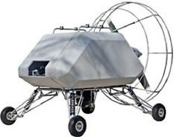 Insect Altair Paraglider Uav Vehicle Wood Model Replica Large Free Shipping