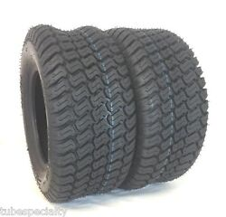 Two 23x9.50-12 Turf Trac Lawn 23x950-12 4 Ply Rated Lawn Mower Set Of Two Tires
