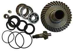 Honda Trx300 300 Fourtrax Rear Differential Ring And Pinion Gear And Bearing 88-00