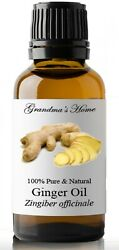Ginger Essential Oil - 100 Pure And Natural - Us Seller