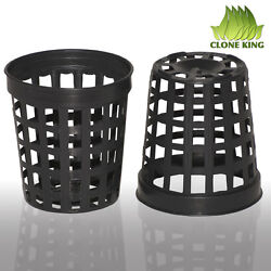 200 1.75 Inch Mesh Pots For Hydroponic Aeroponic Use
