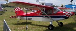 S-6 Coyote Ii Rans Light Sport Airplane Wood Model Replica Large Free Shipping