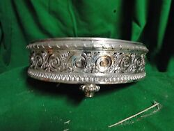 SILVER PLATED JARDINIERE VICTORIAN FRENCH 1860 GREAT QUALITY CHRISTOFLE