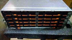 Dell PowerVault MD3260 Dense Direct Attached Storage Array with 60 Trays
