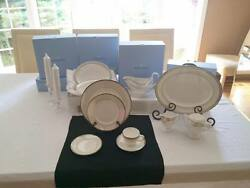 China - Lustreware By Wedgewood - 12 Piece Service