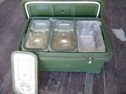 Cambro Hot And Cold Carrier