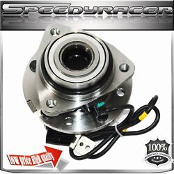 Front Wheel Hub Bearing For 98-05 Chevy Blazer S10 4wd 513124