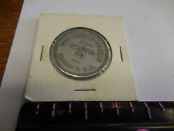 Rare R-10 The Berry-reeves Lumber Co. Pinebeltala. 50 Cent Token
