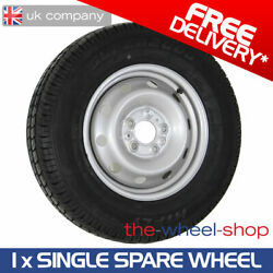 15 Peugeot Boxer 2006 - 2021 Full Size Spare Wheel And 215/70 R15 Tyre - Steel