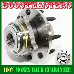 Front Wheel Bearingandhub For 1999 Ford F250 Super Duty Truck 4wd Brand New Emusa