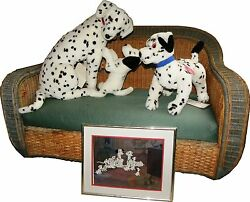 Disney Limited Editions Perdita and Pups Dipstick and Hand Painted Cel package