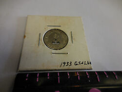 900 Unlisted R-10 Rare 5 Cent C. W. Campbell Route 1 Empireala