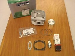 Meteor Cylinder Piston Kit For Stihl Ms200t Ms200 020 020t 40mm Italy W/gaskets