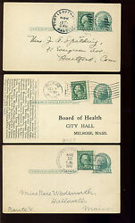 Scott Ux27 Large Lot Of Ww1 War Rate Post Cards Stock Ux27 Lot 637