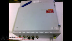 Comau Wd14462 Special Enclosure, Power Supply J-box, Sold As Pictured, 205904