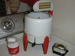 wolverine tin toy wringer washer plus s p