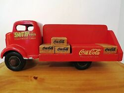 smith miller 1940 coca cola delivery truck