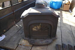 Vermont Castings Resolute Wood Burning Stove Brian Tyrol 1979  I92