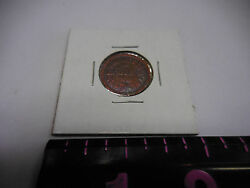 R-10 The Forest Lumber Co. 5 Cent Cent Token Clanton Ala.