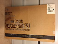 Universal Store Display - Standee The Land Before Time Vi The Secret Of Saurus