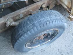 60 Ford F250 Pickup Truck Front Axle Straight I Beam Suspension