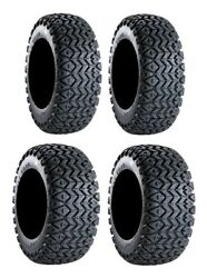 Full set of Carlisle All Trail (4ply) ATV Tires 23x8-12 and 23x10.5-12 (4)