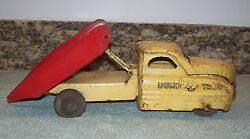 1940 buddy l dump truck pressed steel