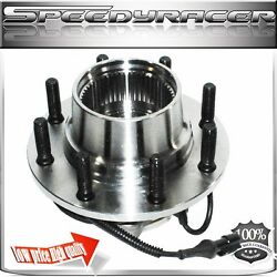 99 Ford F350 Truck 4wd Front Wheel Bearing And Hub Assembly For Dual Rear Wheels