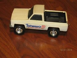ertl joie chitwood thrill show press metal
