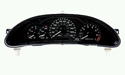 Instrument Cluster Exchange For 2000-2005 Chevy Cavalier With Tach Rebuilt