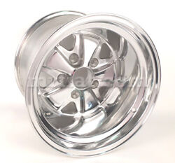 For Porsche 911 914 6 Fuchs Wheel 11x15 Polished Reproduction New