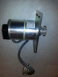 Melco Y Motor With Pully For Emt 10t Part 009463-02