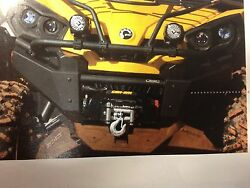 Can Am Commander Offroad Xtreme Front Bumper 715000951