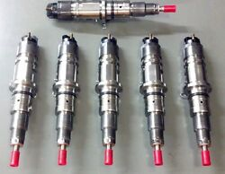 Njd Injectors Set Of 6 Fits 2010 Dodge Cummins 6.7 Injector Cab And Chassis
