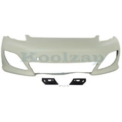 10-13 Panamera Front Bumper Cover Assembly W/sport Package Po1000172 97050591124