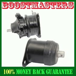 For 03-07 Accord 3.0l V6 A6526hy A4517 2pcs Front And Front Right Engine Mount Kit