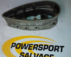 50 75 Hp Johnson Evinrude Omc Midsection Coupler Adapter Plate 57 58 59 60 61 62