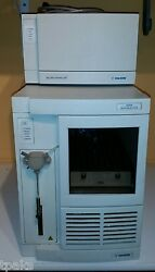 Gilson 235p Hplc Auto Injector W/ Peltier Temperature Controller And Users Manual