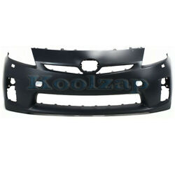 For 10-11 Prius Front Bumper Cover Assy Primed Led-headlamp To1000361 5211947919