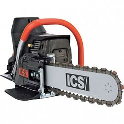 Ics 14 680gc Gas Diamond Chain Saw Package Includes Guidebar And Chain