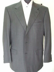 New Brioni Suit 100 Wool  43 Us 53 Eu Made In Italy Bri 2