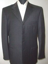 New Brioni Suit 100wool Size 41 Us 51 Eu Made In Italy Br9