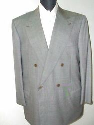 New Brioni Suit 100 Wool  42 Us 52 Eu Made In Italy Br17